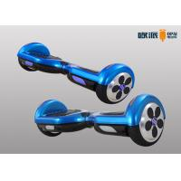 Quality Colorful Electric Balance Scooter Two Wheel For Sports Fan Iron Frame for sale