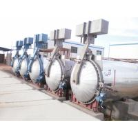 Wholesale Industrial Pressure Wood Autoclave Equipment For Rubber Vulcanization , Φ2m from china suppliers