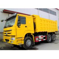 Wholesale HOWO 10 Wheeler Heavy Duty Dump Truck, 18M3 20M3 Tipper Truck 30 Tons 25 Tons Dumper Truck from china suppliers