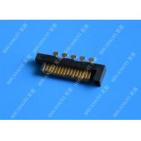 Wholesale Wire To Board 15 Pin SATA Data Connector , Computer Solder SATA Crimp Connector from china suppliers