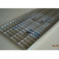 Quality Walkway Stainless Steel Open Mesh Flooring Twisted Bar Anti Corrosive for sale