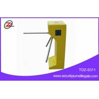 Wholesale Railway automatic tripod full height turnstile WIth stainless steel from china suppliers