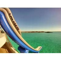 Wholesale Outdoor PVC Inflatable Aqua Sports,  Marine Slide For Yacht, Yacht Climbing from china suppliers