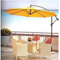 Wholesale 9ft Aluminum Offset Patio Umbrella Windproof , Banana Hanging Umbrella from china suppliers