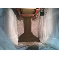 Wholesale Dry Bulk Container Liner Bags Four - Panel Shape For Coffee Beans from china suppliers