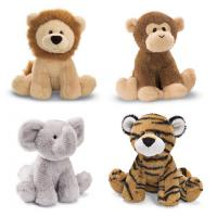 Wholesale Lovely Farm Animal Stuffed Small Plush Toys For Kids And Children from china suppliers