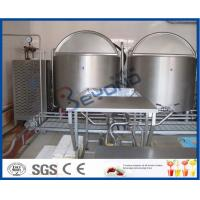 China New full set ice cream processing equipment for sale on sale