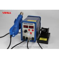 Wholesale Brushless Fan Digital Lead Free SMD Rework Soldering Station from china suppliers
