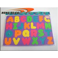 Wholesale OEM Accepted Puzzle Mat with Animals , fruit , traffic or number from china suppliers