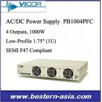 Wholesale Sell VICOR 4-Output 1000W Low-Profile AC-DC Power Supply PB1004PFC from china suppliers