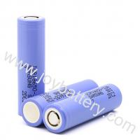 Wholesale high drain rechargeable lithlium battery 3.7v Samsung 18650-32A 3200mah samsung 18650-32A from china suppliers