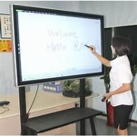 Wholesale 75 / 65 Inch Classroom Smart Boards , High Definition Digital Interactive Whiteboard from china suppliers