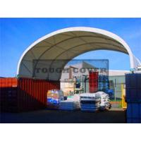 Buy cheap Relocatable, Chinese 8m wide Container Tent for sale from wholesalers