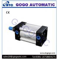 Wholesale Pneumatic Air Cylinders Double Acting Cylinder , Heavy Duty Air Operated Cylinders ISO from china suppliers