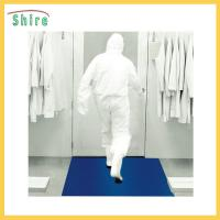 Wholesale Nice Adhesion Blue PE Clean Room Sticky Mat No Unplesant Smell from china suppliers