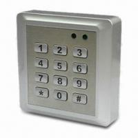 Wholesale Access Control Keypad, Waterproof, 2,000 cards capacity from china suppliers