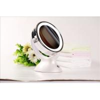 Wholesale 1x 5x Magnifier LED Makeup Mirror Round Double Side Battery Operated from china suppliers