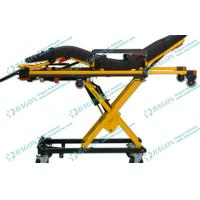 Quality Multifunctional automatic loading ambulance stretcher gurney with varied heights for sale