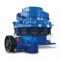 Buy cheap Stone/Rock Cone Crusher with 25 to 1940T/H, Used in Quarrying and Mining from wholesalers