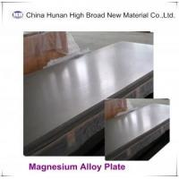 Wholesale Hot Rolling Cast Extruded AZ31 Magnesium Alloy Plate / Sheet  for  3C products parts from china suppliers