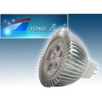 Quality 3W MR16 180lm LED Spot Light CW6000-6500K for sale