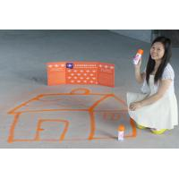 Quality Fluorescent Colorful Temperary Washable spray marking paint Environmental Friendly for sale