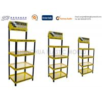 Wholesale Injection Molded Plastic Shelf Display Polypropylene / PP Display Racks 3 layer from china suppliers