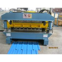 Wholesale Double Layer Profile Steel Rolling Machine For Roof and Cladding from china suppliers