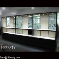 Wholesale Diamond & Sapphire Jewellery Display Wall Cabinet from china suppliers