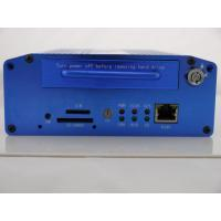 Buy cheap WIFI GPS Mobile DVR Full D1 For Police Car , Mobile Digital Video Recorder from wholesalers