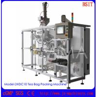 Wholesale DXDC10  double chamber tea bag packing  machine for  Chinese herbs/Flower tea from china suppliers