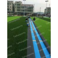High Density Shock Pad Underlay Grass Carpet Celled Porous Water Drainage