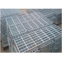Wholesale 30x5 Steel Bar Grating Hot Dipped Galvanized Serrated Steel Grating from china suppliers