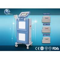 Wholesale 8000 times cartridges Wrinkle Removal HIFU Machine Facial Skin Care Machines with 1.5 / 3.0 / 4.5mm from china suppliers