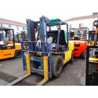 Wholesale Origin from Japan Cheap price Good  quality 5 ton  used Komatsu FD50  forklift truck for sale from china suppliers