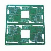 Wholesale HDI PCB (2 + 6 + 2) with 0.25mm Minimum via Diameter and ENIG Surface Finish from china suppliers