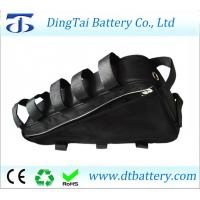 Wholesale Triangle battery pack 48V 30Ah for mountain bike/Fat bike/SORDOR ebike with triangle bag from china suppliers
