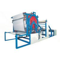 Wholesale Automatic Textile / PE Foam Bonding Machine With Glue , Foam Rebonding Machine from china suppliers