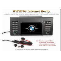 Wholesale Car Radio BMW DVD Players E39 X5 E53 M5 Car DVD Systems Support I-GO / TOMTOM Map from china suppliers