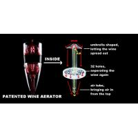 Wholesale GLOBAL EXCLUSIVE PATENT Wine Aerator,Adjustable Decanter,Wine Accessories 6 SPEED LFK-022A from china suppliers