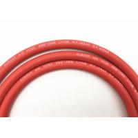 "Wholesale 5 / 16"" Inch W.P 300PSI Red Smooth Surface Rubber Air Hose / Pipe  for LPG gas from china suppliers"