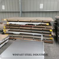 Wholesale POSCO  409L / 409 Stainless Steel Sheet Cold Rolled 2440mm Length 2D Surface from china suppliers