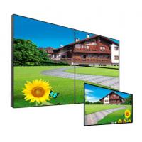 """Wholesale 46"""" Wall Mounted LCD Video Wall Display High Brightness Flexible Structure Design from china suppliers"""