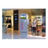 Wholesale Video Advertising Automatical Smart Cell Phone Charging Kiosk Interactive Information from china suppliers