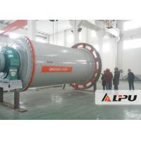 Wholesale Continuous Silica Sand Ball Milling Equipment Critical Speed 2400×4500 from china suppliers