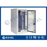 Wholesale Heat Insulation Outdoor Wall Mounted Cabinet , Base Station Cabinet IP55 from china suppliers