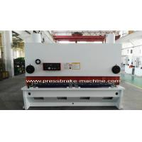 Wholesale Heavy Duty Metal Cutting Shears 16mm Steel Structure 22 kw Motor from china suppliers