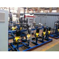 Wholesale Chemical Dosing Equipment , Hydrochloric Acid Dosing Pump For Water Treatment Plant from china suppliers