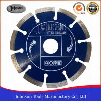 Wholesale 125mm Universal Diamond Saw Blades Stone / Concrete Cutting Segmented Saw Blade from china suppliers