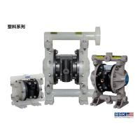 China Teflon Aro Double Diaphragm Pump Mechanical With Submersible on sale